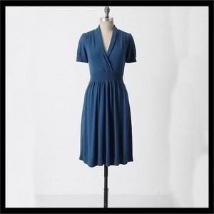 Anthro Isabella Sinclair Simply Lovely Dress